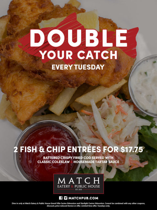 Double Your Catch