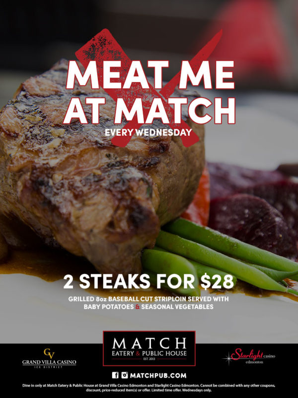 Meat Me at Match