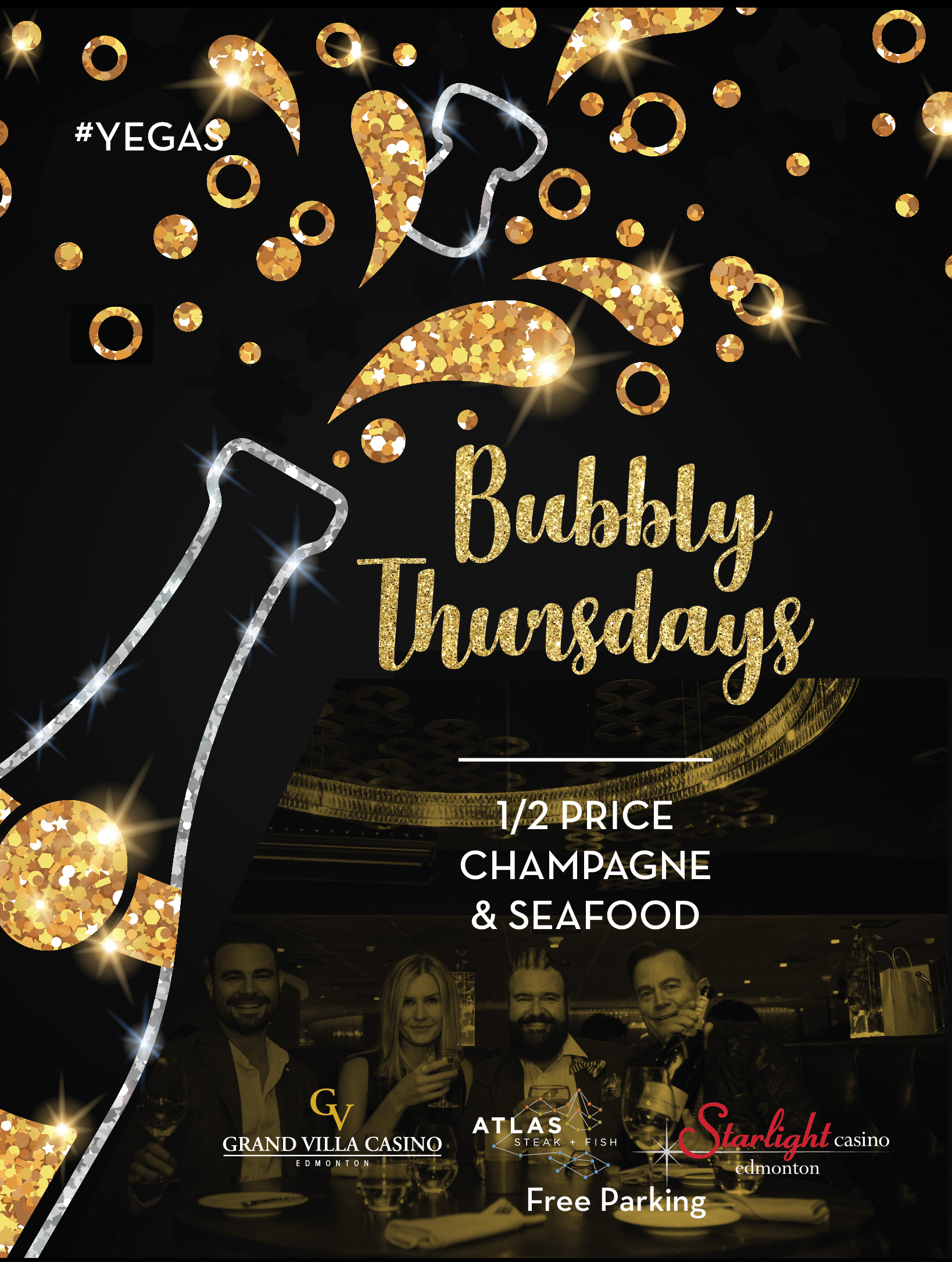 Bubbly Thursday